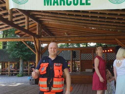 Nadleśnictwo Marcule obstawa medyczna